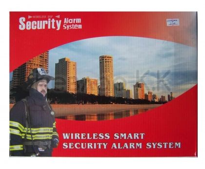 Алармена система Wireless smart security alarm system