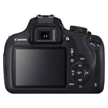 Фотоапарат DSLR Canon EOS 1200D, 18MP + Обектив EF-S 18-55 мм