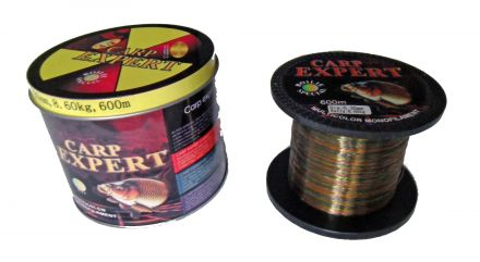 Carp Expert   multi color 0,35 / 600 м