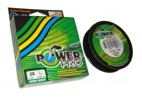 Плетено влакно Proven Power / Power Pro, Moss green 0,20